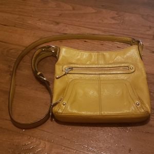 Cross Body Mustard-Yellow Bag